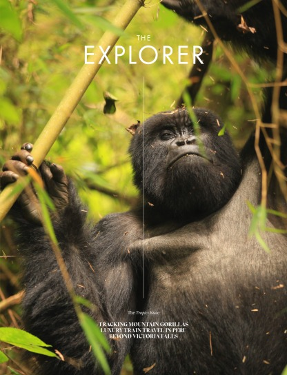 The Explorer - The TROPICS Issue