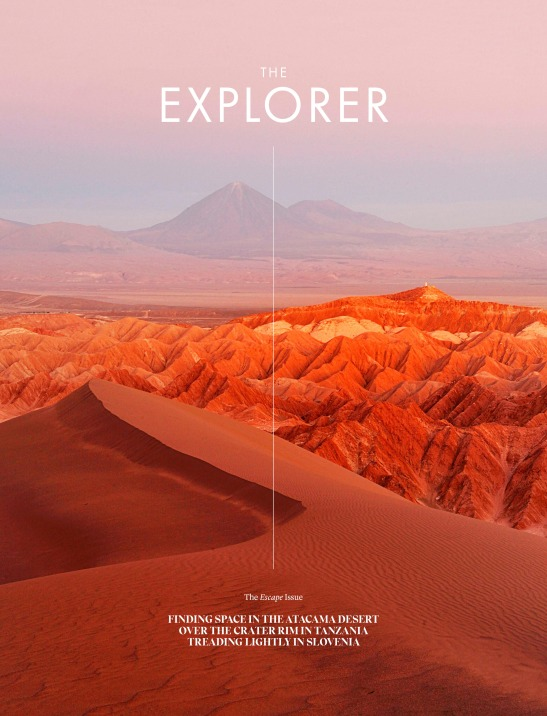 The Explorer - Issue 07
